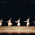 今田バレエ研究所2011年発表会 「白鳥の湖」3幕よりポーランドの踊り