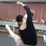 上尾バレエスタジオ:大人のための初心者クラス