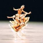 今田バレエ研究所2011年発表会 小品集「くるみ割人形」より中国の踊り