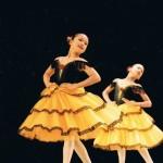 今田バレエ研究所2011年発表会 小品集「くるみ割人形」よりスペインの踊り