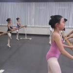 上尾バレエスタジオ:ジュニアBC クラス