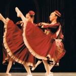 今田バレエ研究所2011年発表会 「白鳥の湖」3幕よりハンガリーの踊り