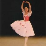 今田バレエ研究所2013年発表会「ラ・フィーユ・マル・ガルデ」よりグラン・パ・ド・ドゥ