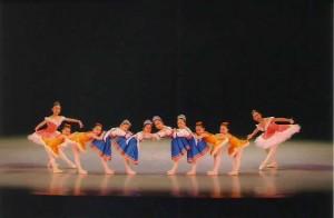 今田バレエ研究所2013年発表会ダンシングドール